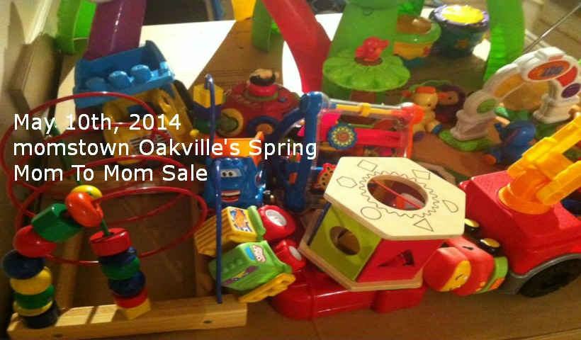 Momstown oakville s fall mom to mom sale for Oakville high school craft fair