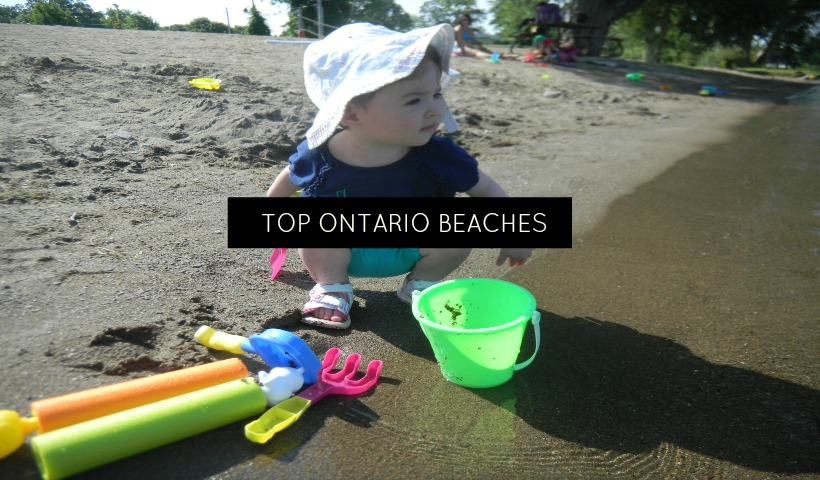 Top Ontario Beaches For Family Fun