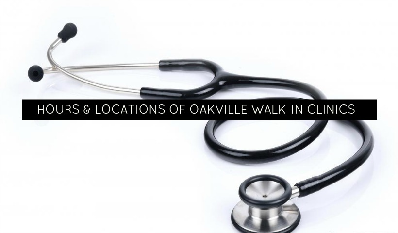 Walk-In Clinics In Oakville