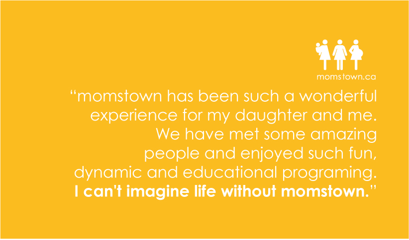 Top 5 Reasons Why You Need A Momstown Oakville Program Pass