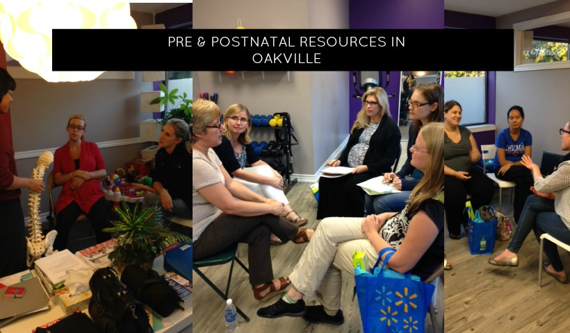 Prenatal And Postnatal Resources In Oakville