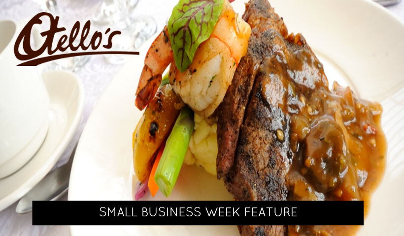 Small Business Week Feature – Otello's Offers Catering For Oakville Families