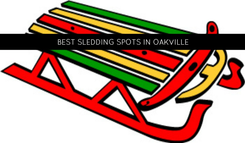 Best Places To Go Sledding in Oakville & Surrounding Areas
