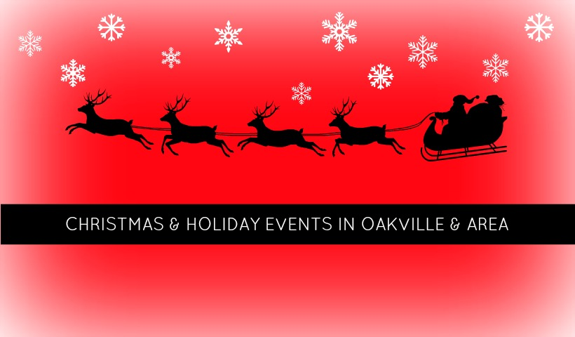 Christmas Parades And Holiday Activities In Oakville And Halton