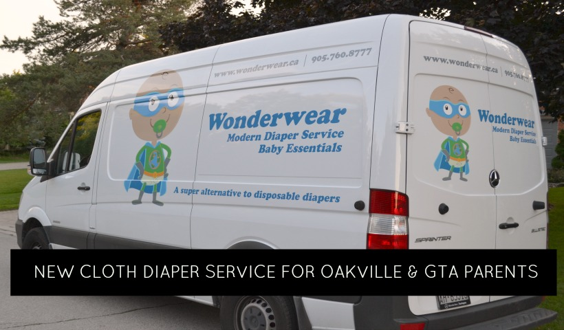 Wonderwear Modern Diaper Service Provides Options For Oakville And GTA Families