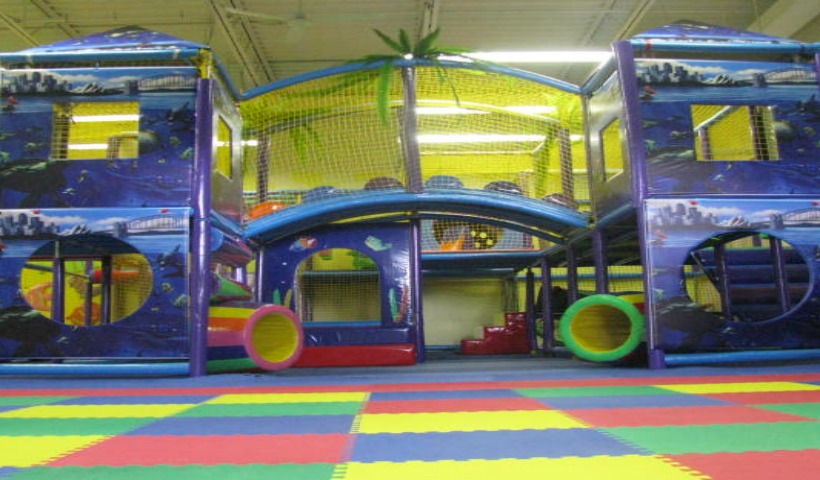 Indoor Playgrounds in Oakville, Mississauga And Burlington