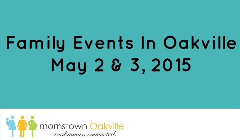 Local Family Events Happening May 2 & 3