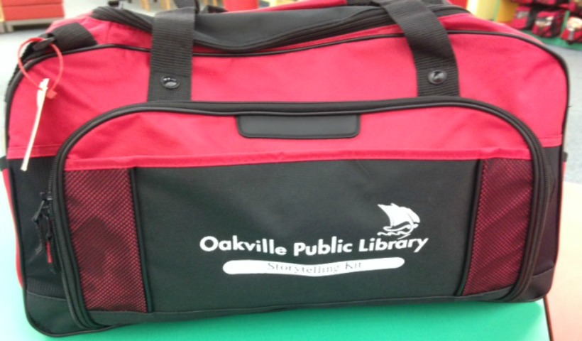Resources For Parents: Storytelling Kits From The Oakville Public Library