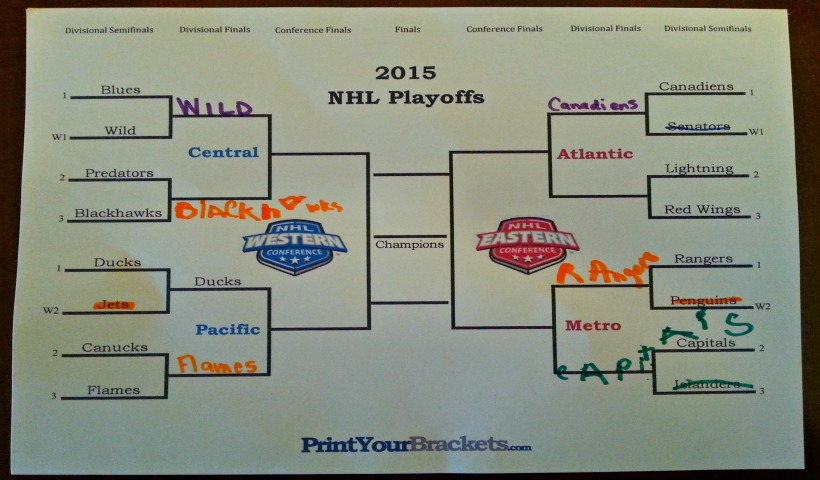 Four Reasons To Watch The NHL Playoffs With Your Kids